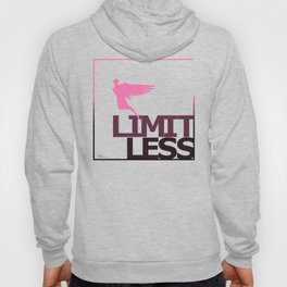 Limitless - Pink Edition Hoody