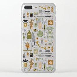 Odditites Clear iPhone Case