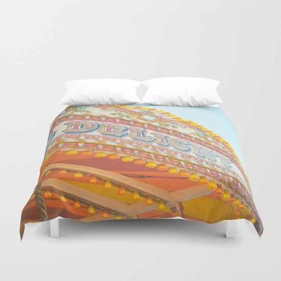 Fun and Delight Duvet Cover