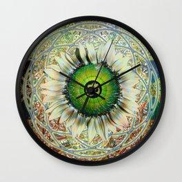 The Eye Om Wall Clock
