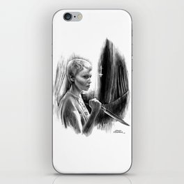 Homage to Rosemary's Baby iPhone Skin