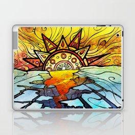 "SunRise ""Global Warming"" Laptop & iPad Skin"