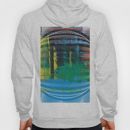 Color Chrome - 3D graphic Hoody