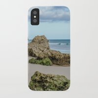 portugal iPhone & iPod Cases featuring ALGARVE PORTUGAL by Sébastien BOUVIER
