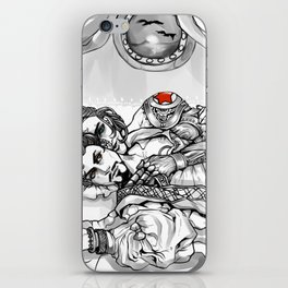Greatest Plunder of them all iPhone Skin
