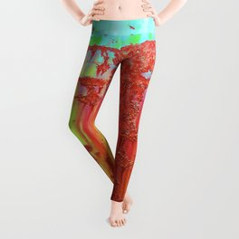 Chem Factory Drum Leggings