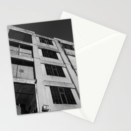 imposing structure #2 Stationery Cards