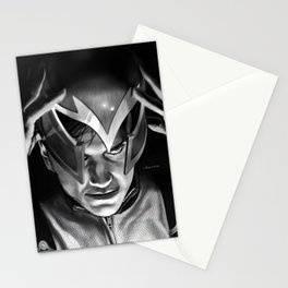 Rage and Serenity Stationery Cards