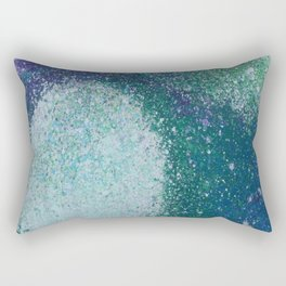 cuerpos gaseosos/gaseous bodies Rectangular Pillow