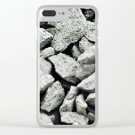 lots of stones Original Clear iPhone Case