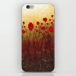 Campo Florido iPhone Skin