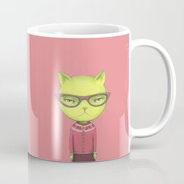 Sourpuss Coffee Mug