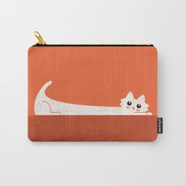 Mark's Superpower: cat Superstretch Carry-All Pouch