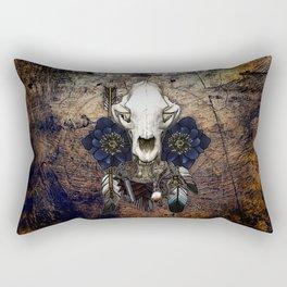 Let Us Prey: The Bear Rectangular Pillow