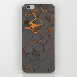 FRACTURED iPhone Skin