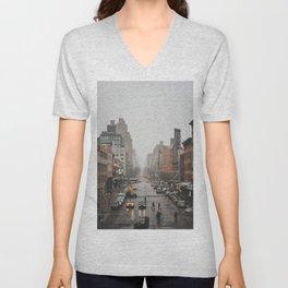 Streets of New York vol. 02 Unisex V-Neck