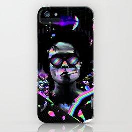 Marla Singer Slide iPhone Case
