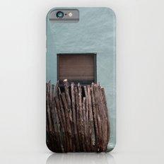 alpine, texas window iPhone 6s Slim Case