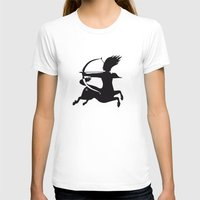 zodiac T-shirts featuring Zodiac - Sagittarius by Rebelot