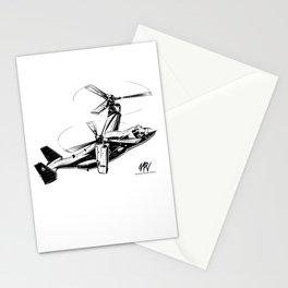 V-22 Osprey Stationery Cards