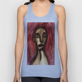 And the Memory was Marred. Unisex Tank Top