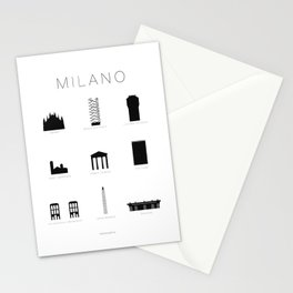 Milan Stationery Cards
