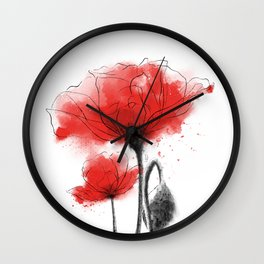I will remember you Wall Clock