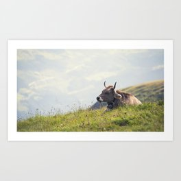 Good Afternoon Art Print