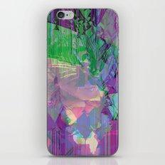 Glitched Landscape 2 iPhone & iPod Skin