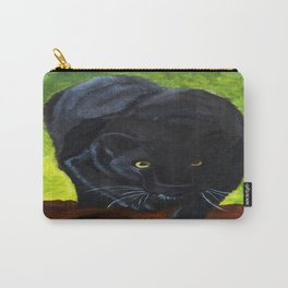 Black Panter Collection Carry-All Pouch