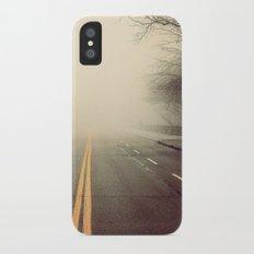 Road Ahead Slim Case iPhone X
