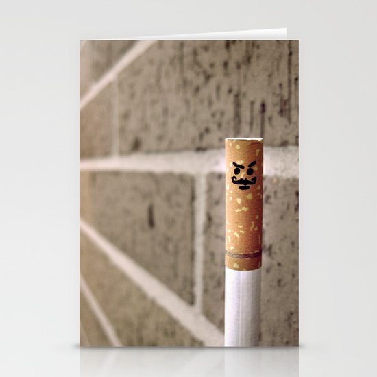 Le'Cigarette Stationery Cards