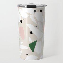 Terrazzo jungle Travel Mug