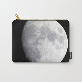 Watercolor Nightscape, Estes Park, Colorado 07, Waxing Gibbous Carry-All Pouch