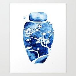 Ginger Jar I Art Print