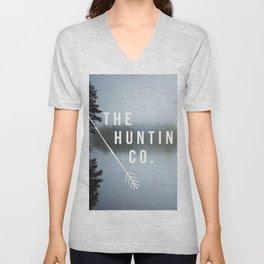 The Hunting Co. Unisex V-Neck