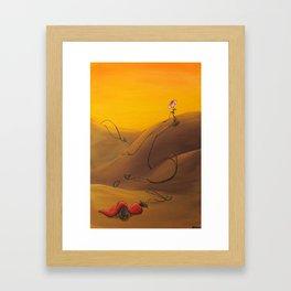 barron  Framed Art Print