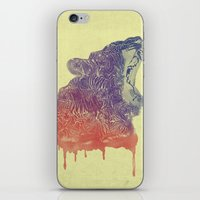 camo iPhone & iPod Skins featuring camo  by samalope