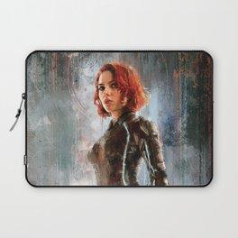 Black Widow Laptop Sleeve