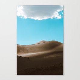 Middle of Nowhere Canvas Print