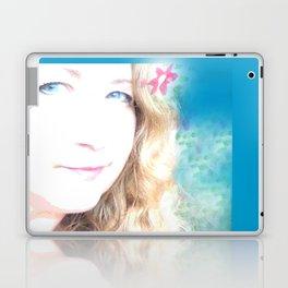 Holiday Dreams Self Portrait Laptop & iPad Skin