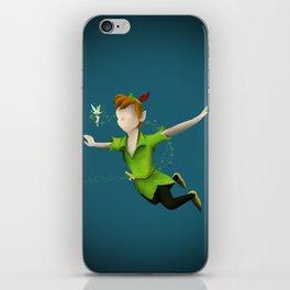 Peter Pan iPhone Skin