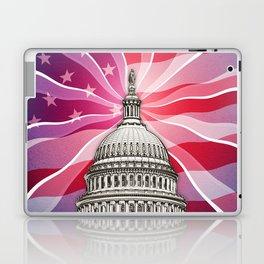 The World of Politics Laptop & iPad Skin