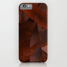 Red leaves iPhone 6s Slim Case