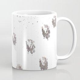 Animal Tracks Abstract Coffee Mug