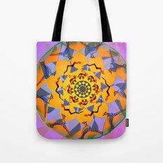 Animal Mandala Tote Bag