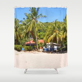 Montezuma Shower Curtain