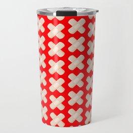 First Aid Plaster Travel Mug