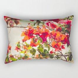 Trinitarias Rectangular Pillow