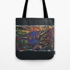 Butterfly Trance Tote Bag